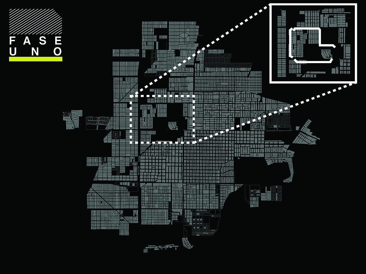 Eparquitectos parque lineal los mochis for Arquitectura virtual